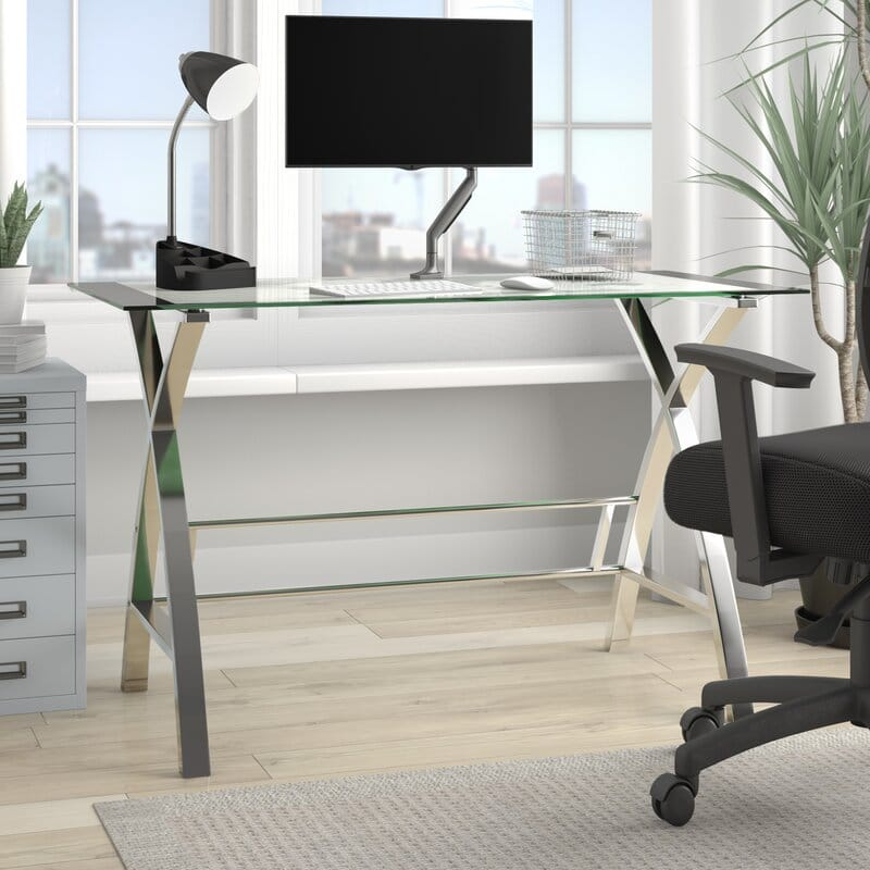 4 Most Creative Clear Office Desks for 2021